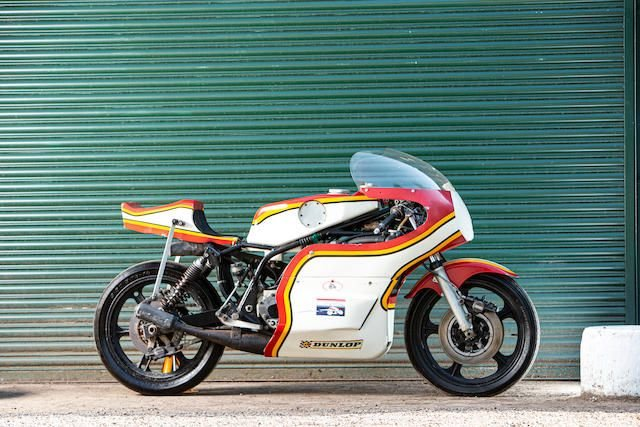1975 SUZUKI 750CC XR11 FORMULA 750 RACING MOTORCYCLE SOLD by Auction (picture 1 of 1)