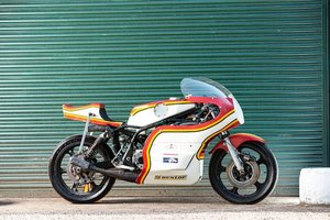 1975 SUZUKI 750CC XR11 FORMULA 750 RACING MOTORCYCLE