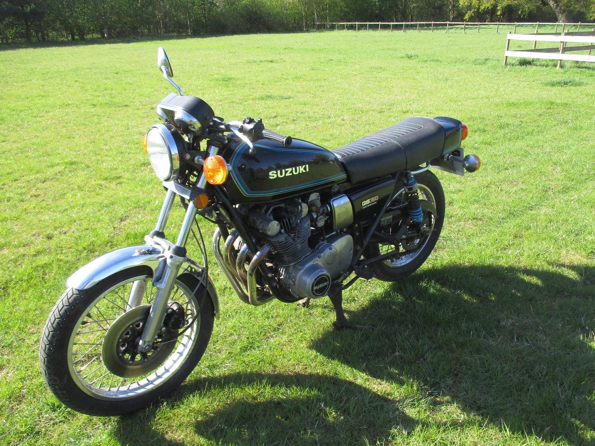 1977 Suzuki GS750 For Sale (picture 1 of 6)