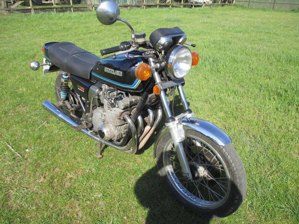 1977 Suzuki GS750 For Sale (picture 2 of 6)