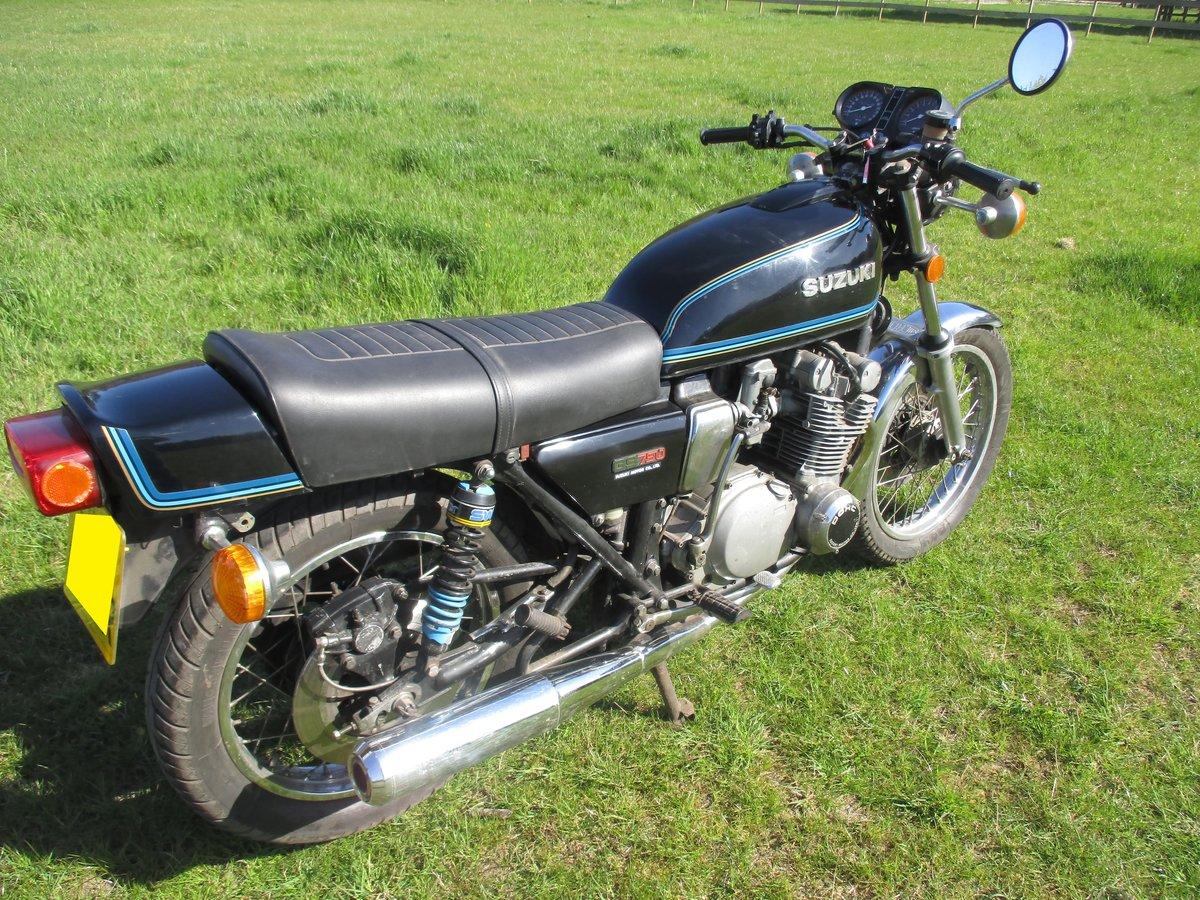 1977 Suzuki GS750 For Sale (picture 3 of 6)
