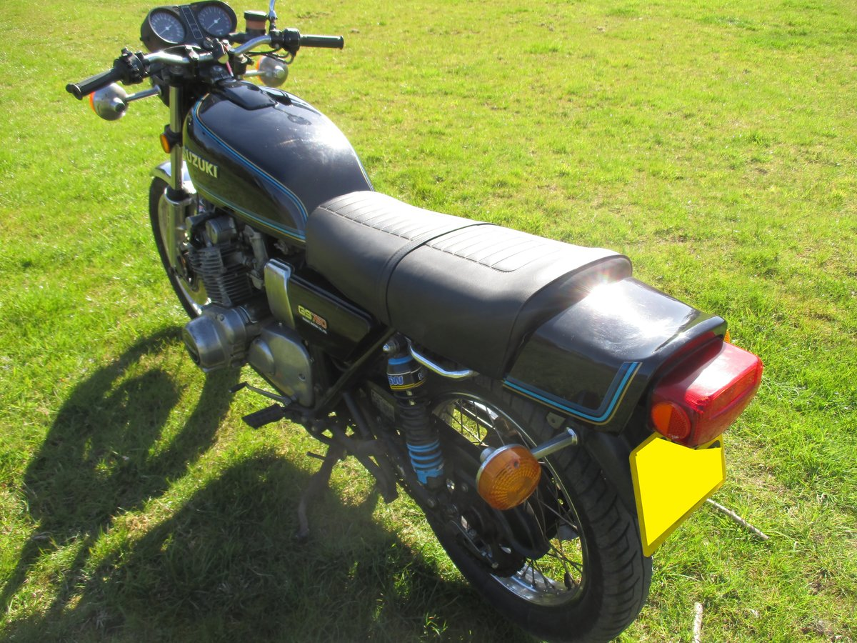 1977 Suzuki GS750 For Sale (picture 4 of 6)