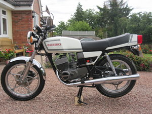 1981 Suzuki X7 in Outstanding Condition