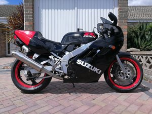 Suzuki GSXR 400RR VERY RARE, SP Model