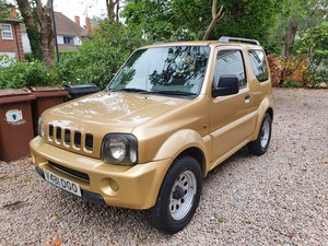 One Owner From New Suzuki Jimny 1.3 JLX Automatic 81,300 M