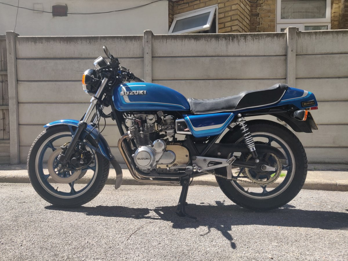 1984 Suzuki GS550E For Sale (picture 1 of 4)