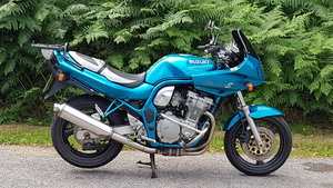 1996 Suzuki GSF600 S Bandit