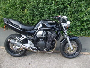 1996 Suzuki GSF1200N Bandit in VGC.New MoT, tyres,