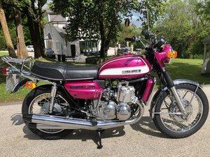 GT750J Lovely restored bike