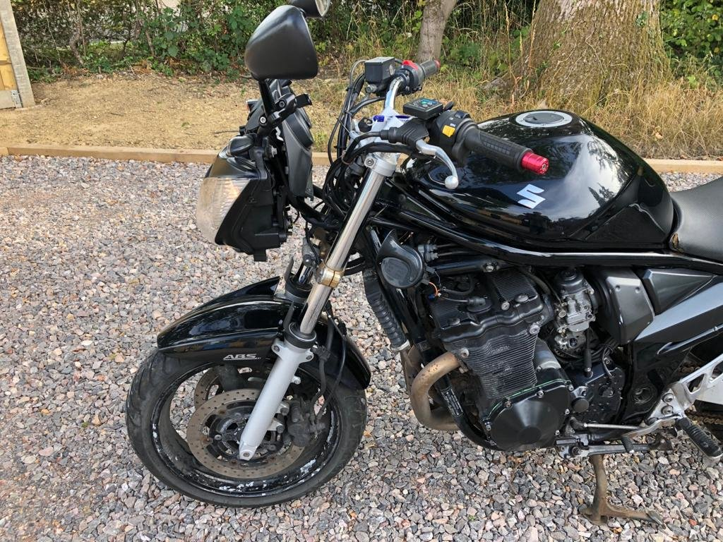 2006 SUZUKI BANDIT 650 cc For Sale (picture 5 of 6)