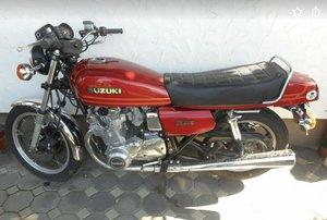 1980 Original GS1000E