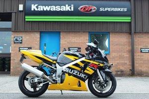 2003  03 Suzuki GSXR600