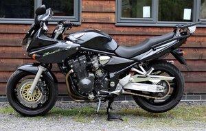 Suzuki GSF 1200S Bandit 1600 miles only