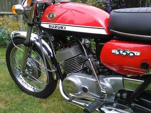 Suzuki T350 MK 11