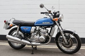 1974 Suzuki GT750 - Very Original - Full engine Rebuild