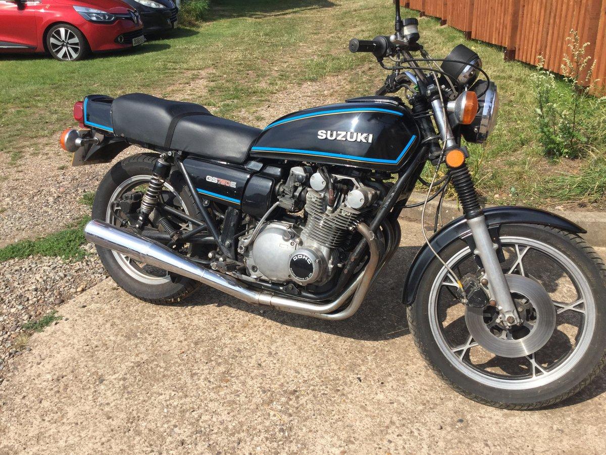 1979 Suzuki GS750  For Sale (picture 1 of 6)