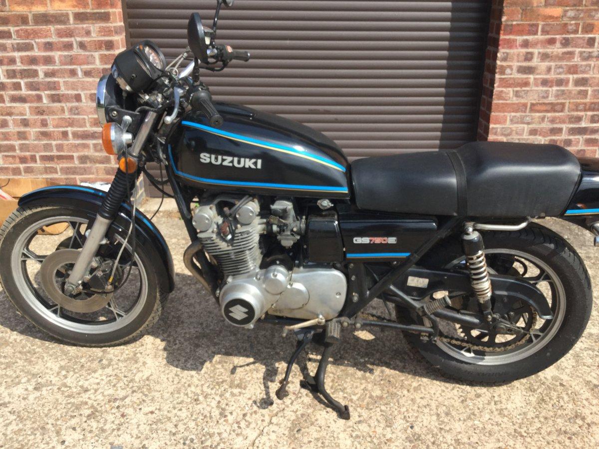 1979 Suzuki GS750  For Sale (picture 2 of 6)