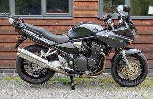 2004 Suzuki GSF 1200S Bandit 1600 miles only
