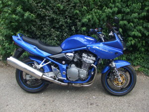 2004 Suzuki GSF600 Bandit in VGC with extras.