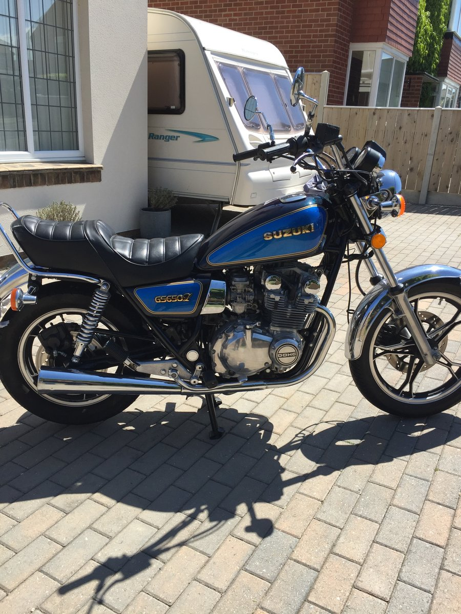 1981 Classic Suzuki GS650 SOLD (picture 4 of 4)