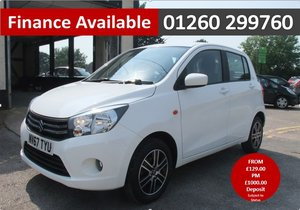 Picture of 2018 SUZUKI CELERIO 1.0 SZ4 5DR For Sale