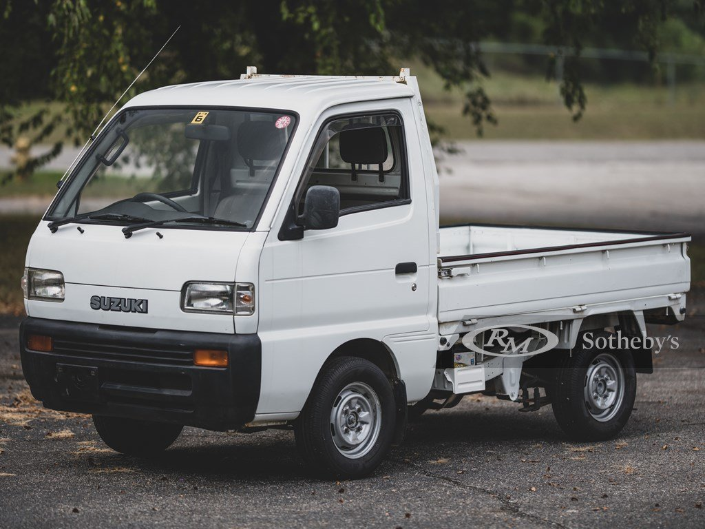 1993 Suzuki Carry  For Sale by Auction (picture 1 of 6)