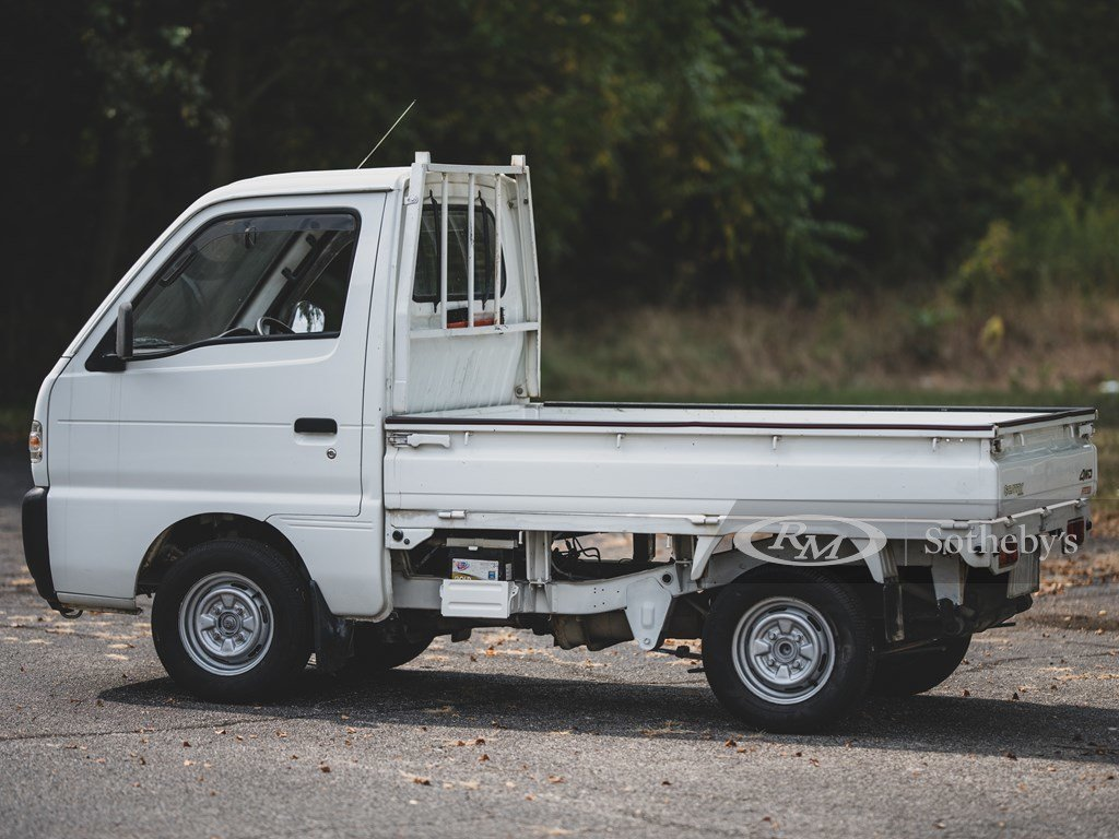 1993 Suzuki Carry  For Sale by Auction (picture 4 of 6)