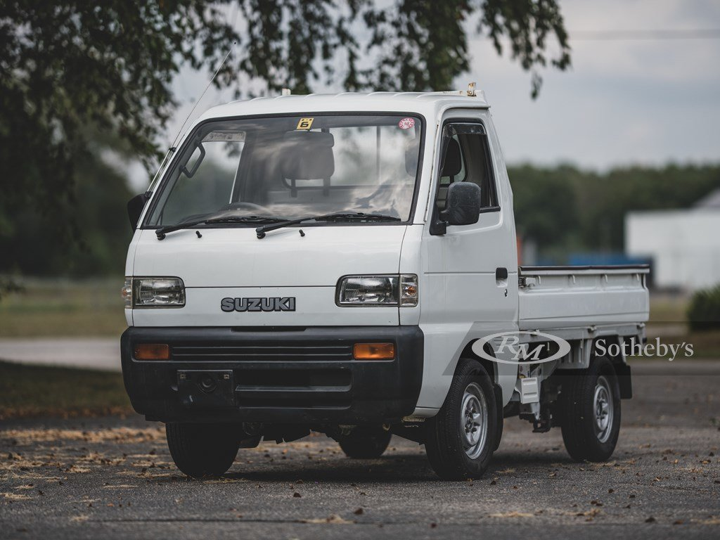 1993 Suzuki Carry  For Sale by Auction (picture 6 of 6)