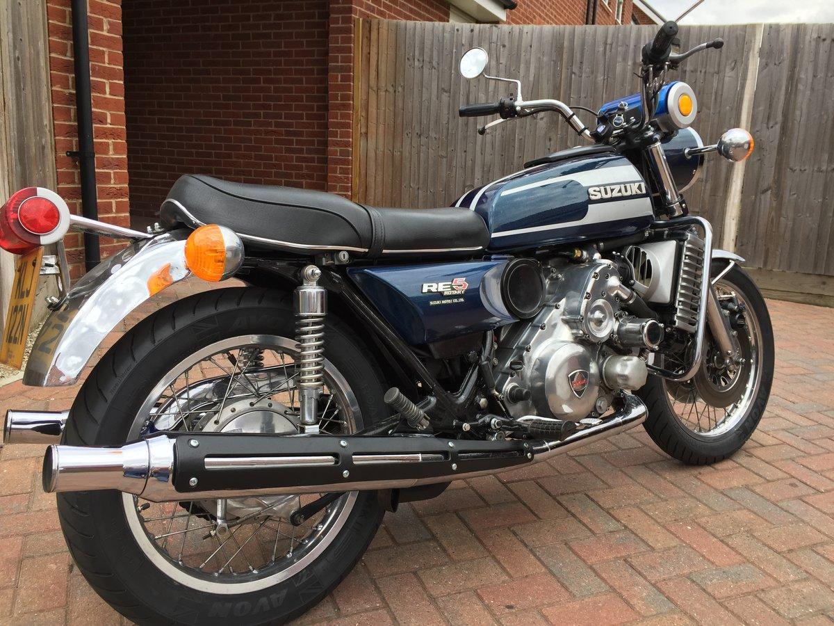 1975 Suzuki RE5M For Sale (picture 3 of 6)
