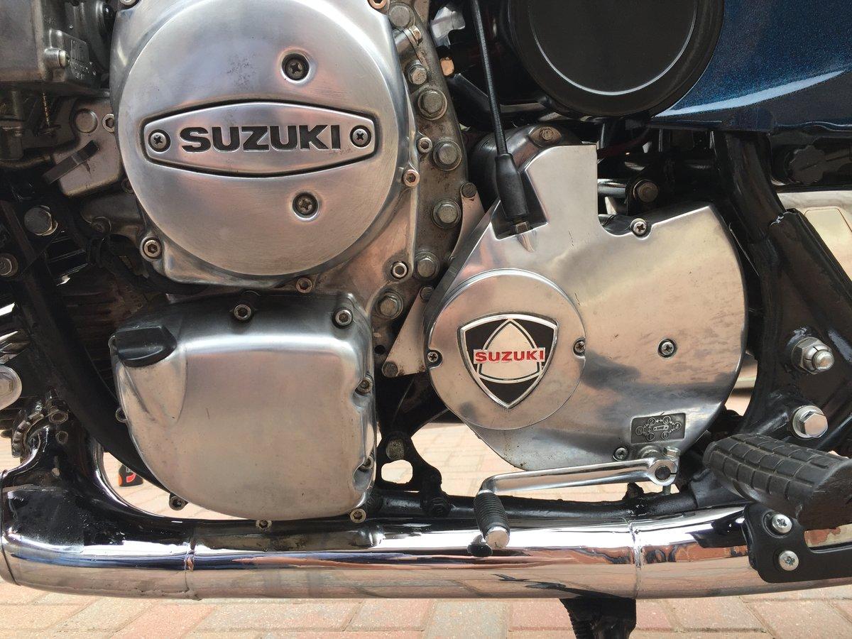 1975 Suzuki RE5M For Sale (picture 5 of 6)