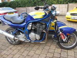 1997 Suzuki /Charnwood Sport outfit
