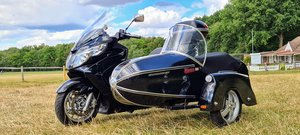 Picture of 2008 Suzuki Burgman Sidecar Outfit Combination Tested with Video For Sale