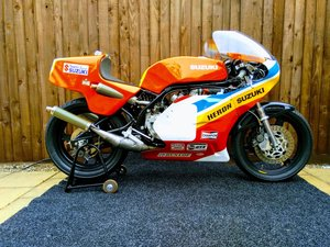 Picture of Lot 217 - 1974/75 Suzuki Harris Barton 750 - 27/08/20 SOLD by Auction
