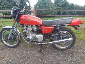 SUZUKI GS 750 E 1979