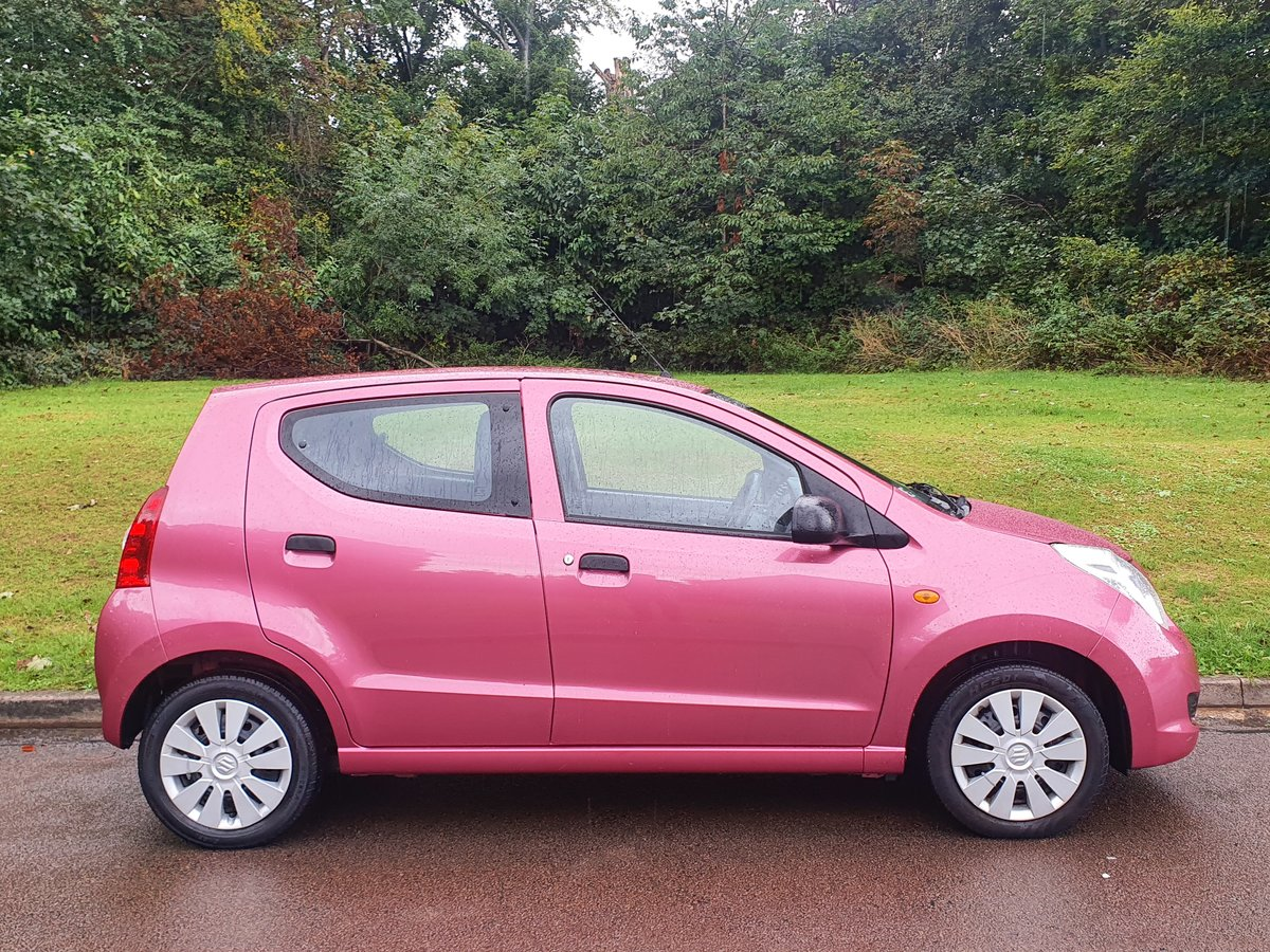2013 Suzuki Alto SZ3.. 23K Miles.. FSH.. £0 Tax.. Lovely Example For Sale (picture 6 of 6)