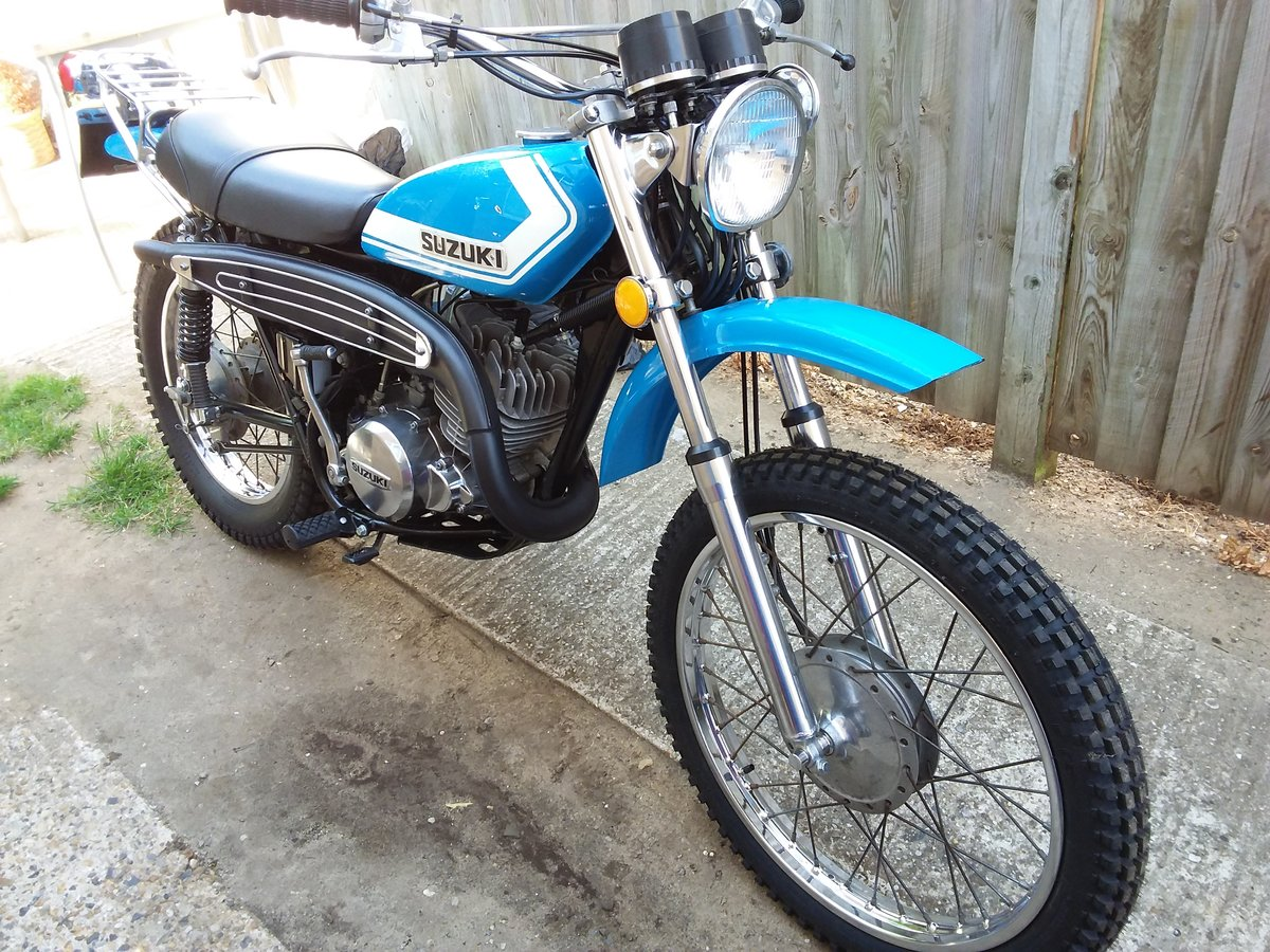 Suzuki Ts250J 1971 For Sale (picture 1 of 6)