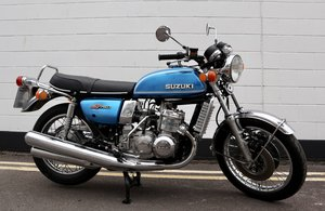 1974 Suzuki GT750 - An Excellent Example !