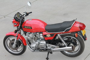 Picture of 1981 Sublime Suzuki GSX750