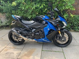 Picture of 2018 Suzuki GSXS1000F, 1 Owner, Pristine Condition  For Sale