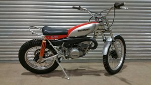 SUZUKI RL250 TRIALS RESTORED & RUNNING (SEE DESCRIPTION)