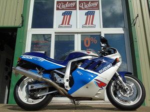 Suzuki GSXR750 GSXR 750 Slingshot 1988, Original Bike