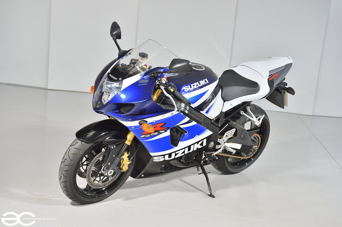 2003 Superb GSXR 1000 K3 - 9k Miles - 1 Previous Owner For Sale (picture 3 of 6)