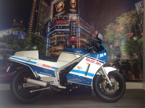1985 Suzuki RG500