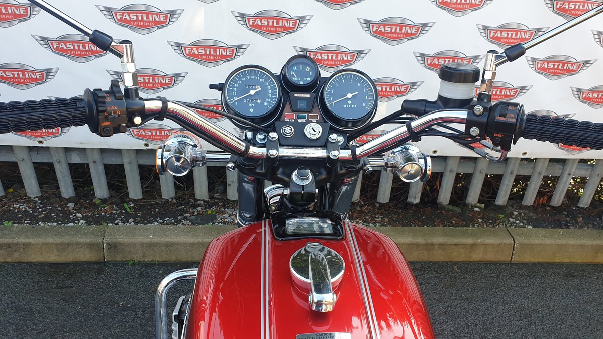1975 Suzuki GT750M Kettle Roadster Classic For Sale (picture 5 of 6)