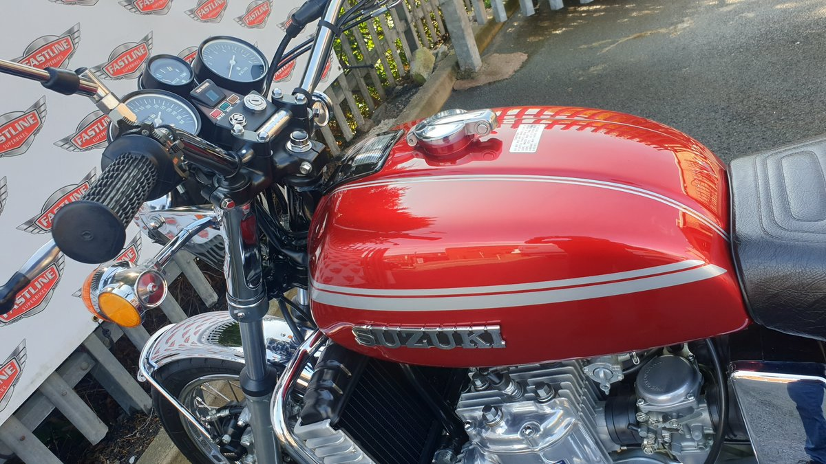 1975 Suzuki GT750M Kettle Roadster Classic For Sale (picture 6 of 6)
