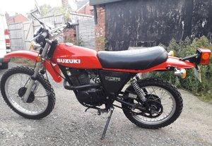 Classic bike suzuki sp370
