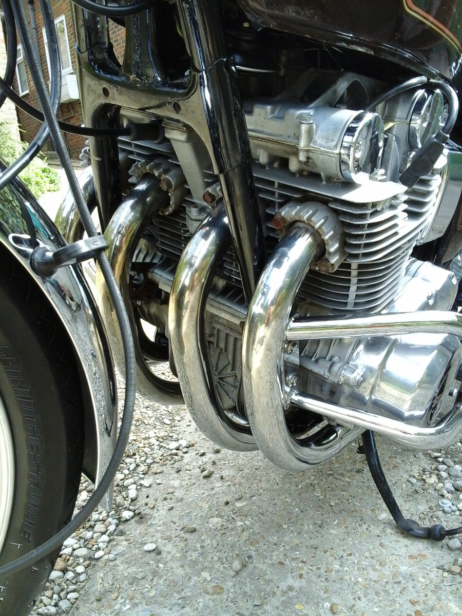 1981 gs1000g near mint,low miles classc For Sale (picture 6 of 6)