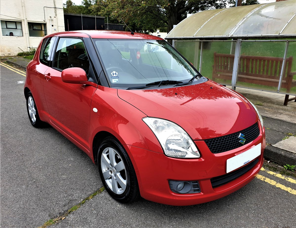 2009 SUZUKI SWIFT 1.5 VVTS GLX DEMO + 1 OWNER FROM NEW F/S/H For Sale (picture 2 of 3)