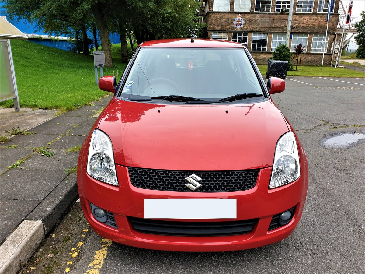 2009 SUZUKI SWIFT 1.5 VVTS GLX DEMO + 1 OWNER FROM NEW F/S/H For Sale (picture 3 of 3)