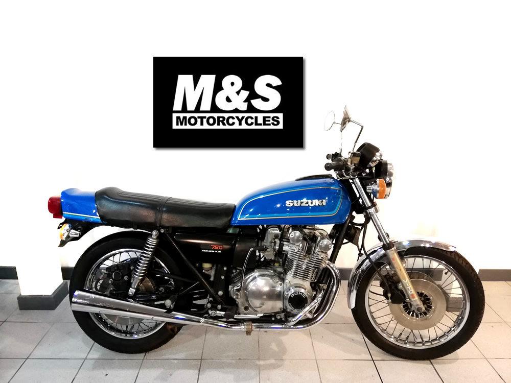 1978 Suzuki GS750 SOLD (picture 1 of 6)